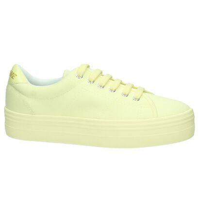 No Name Plato Ice Sneaker Geel , Geel, pdp