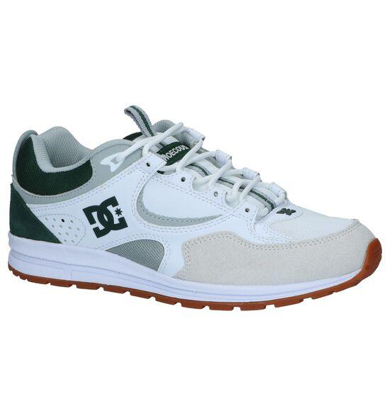 DC Shoes Kalis Lite Witte Nineties Sneakers