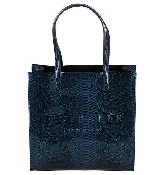Ted Baker Jemacon Blauwe Shopper tas