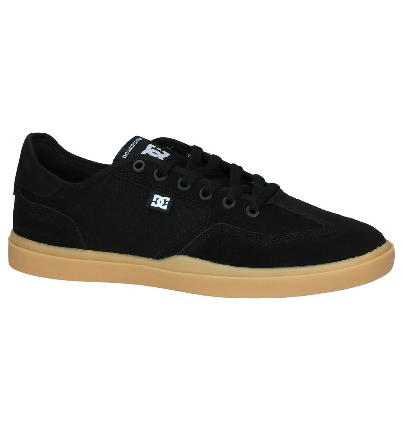 Zwarte Sneaker DC Shoes Vestrey in stof (241062)