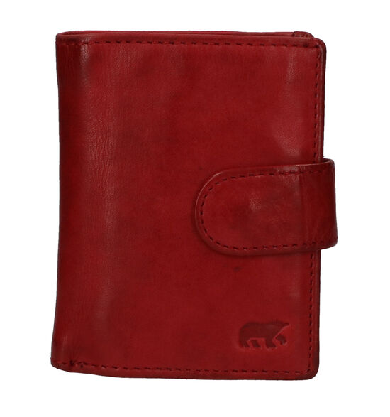 Bear Design Rode Kaartenhouder