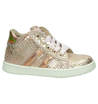 Bumba by Torfs Rose Gold Babysneakers in leer (170446)