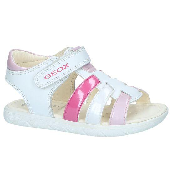 Roze Sandalen Geox