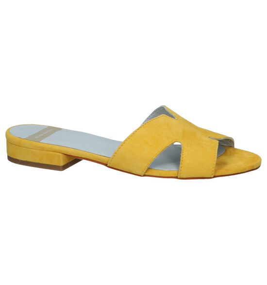 Gele Slippers River Woods Pappi