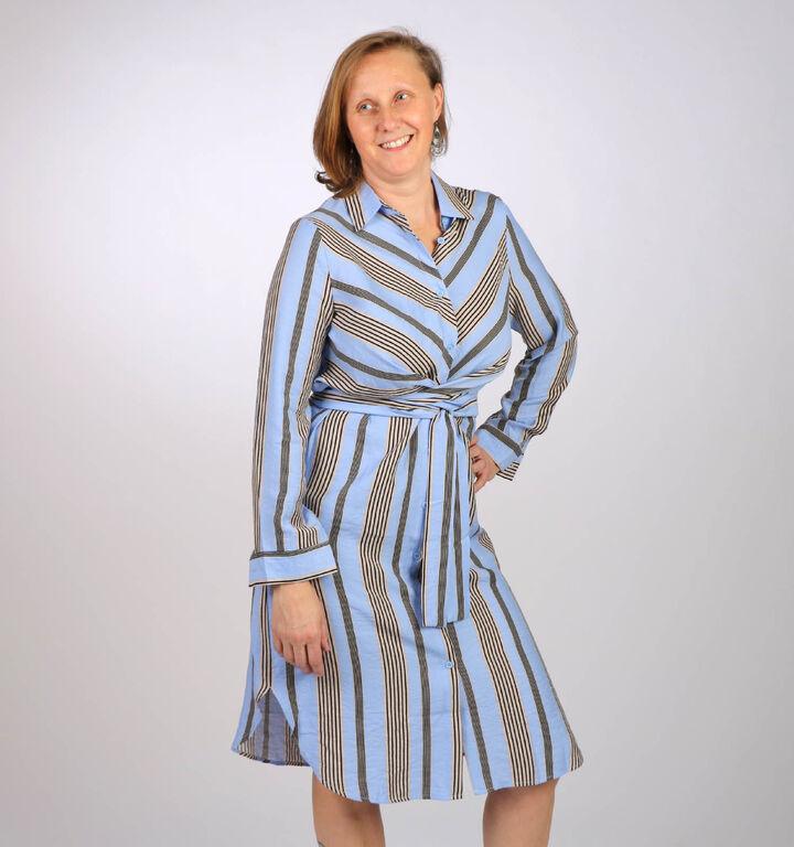 Kilky Blauw Kleed