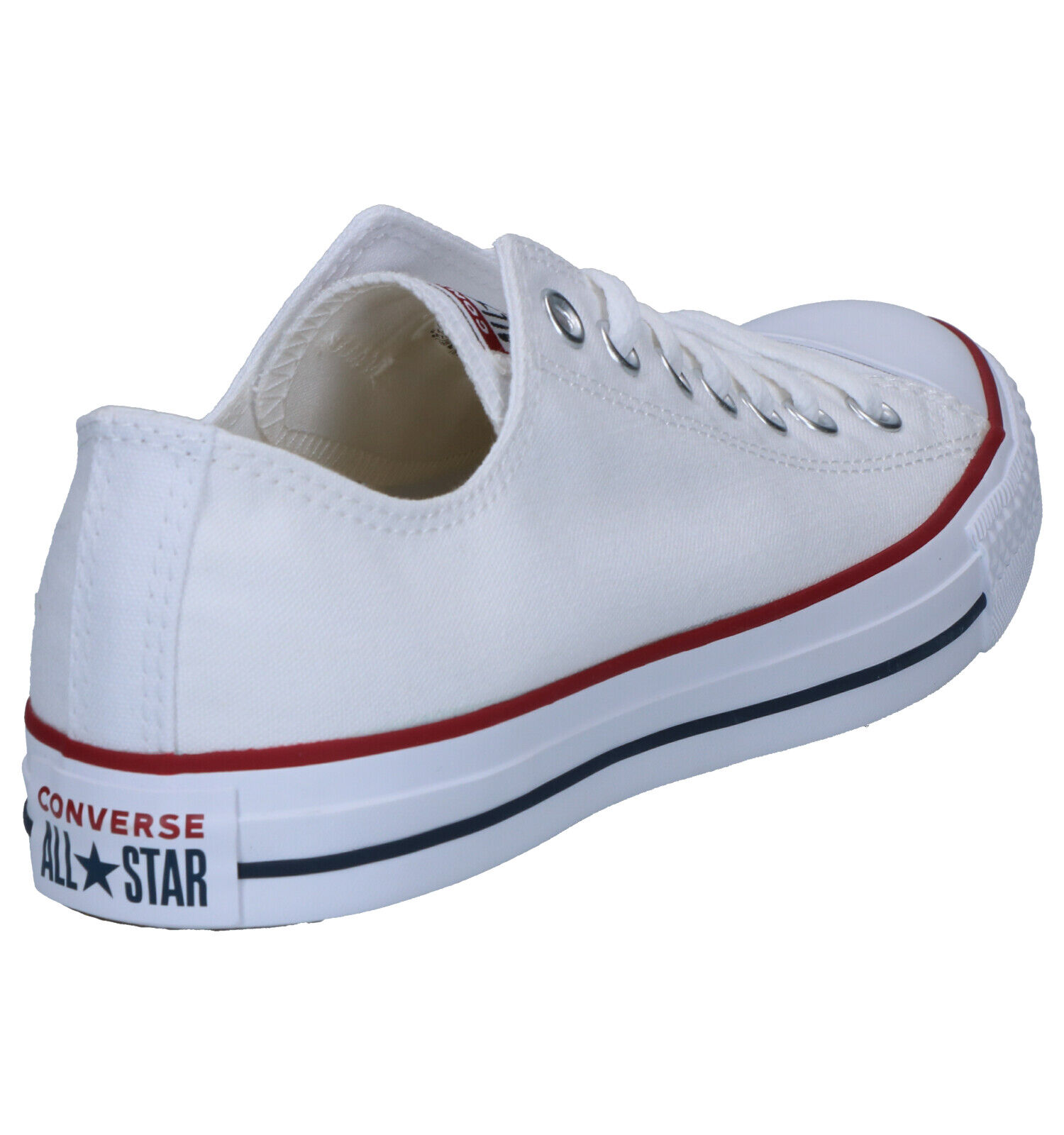Converse Chuck Taylor All Star OX Witte Sneakers