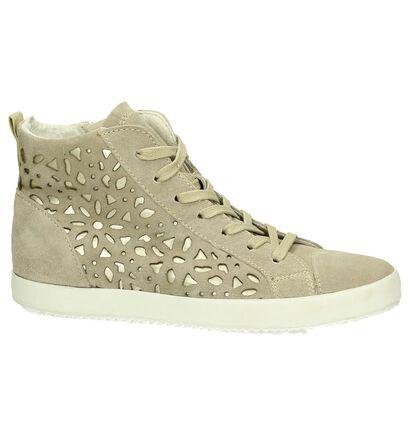 Tamaris Beige Hoge Sneaker, Beige, pdp