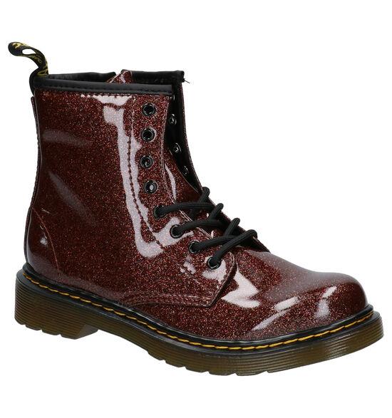 Dr. Martens 1460 Glitter Bronzen Boots
