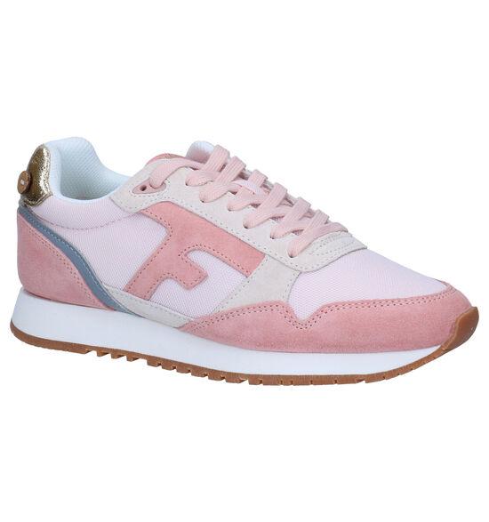 Faguo Elm Roze Sneakers