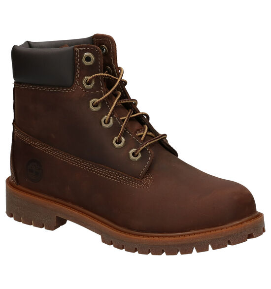 Timberland Authentic 6 Inch Boots Bruin