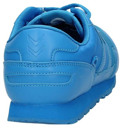 Blauwe Hummel Sneakers, Blauw, pdp