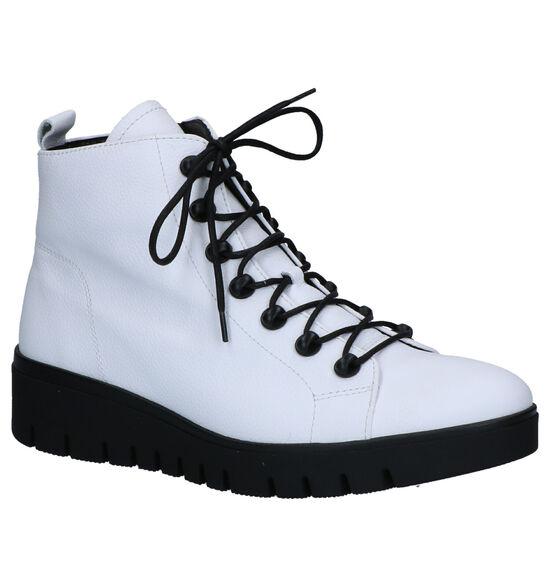 Gabor Comfort Witte Boots