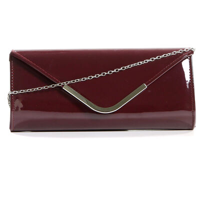 Bordeaux Bulaggi Clutch, Bordeaux, pdp