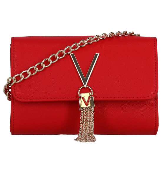 Valentino Handbags Divina Rode Crossbodytas