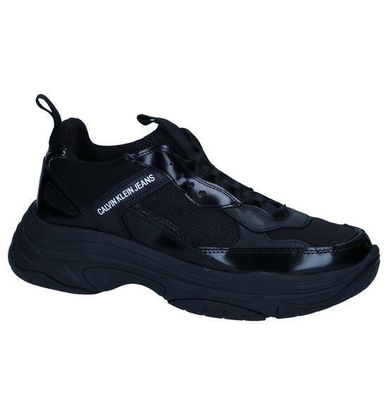 Zwarte Sneakers Calvin Klein Marvin