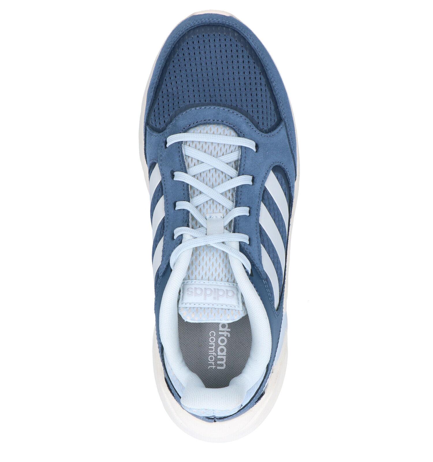adidas 90S Valasion Blauwe Sneakers