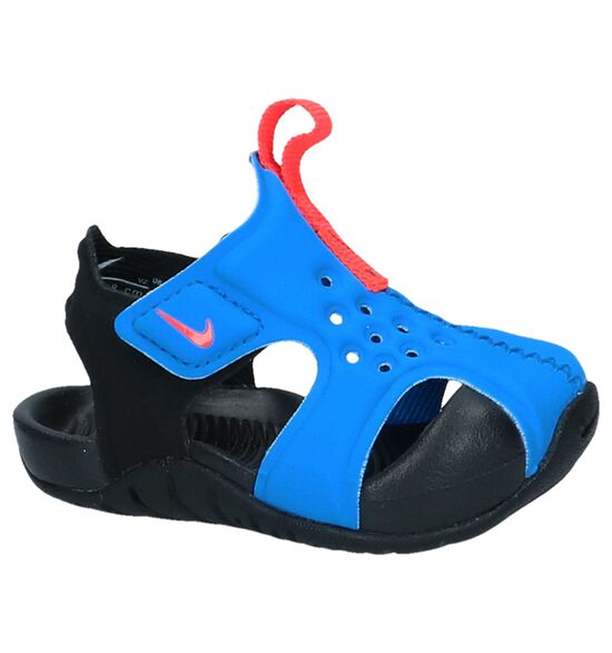 Blauwe Watersandaaltjes Nike Sunray Protect