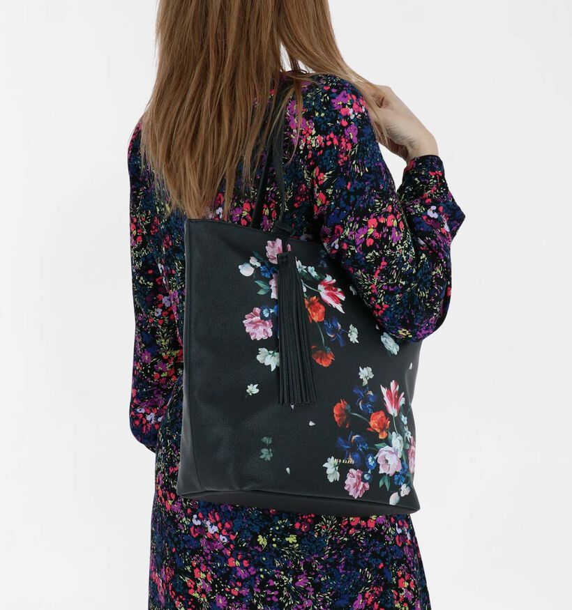 Ted Baker Finchi Zwarte Shopper tas in kunstleer (280384)