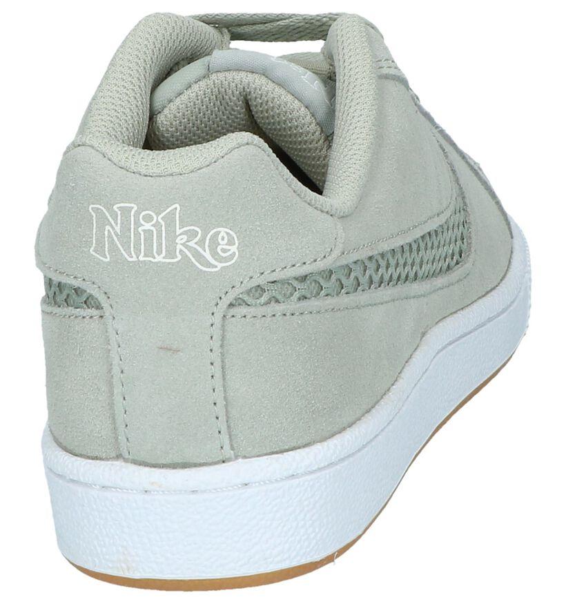 Kaki Sneakers Nike Court Royale in nubuck (237839)