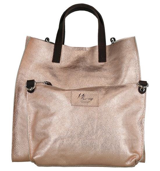 My Best Bag Rose Golden Shopper