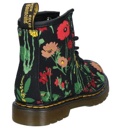 Dr. Martens 1460 Botanics Zwarte Boots in stof (253341)