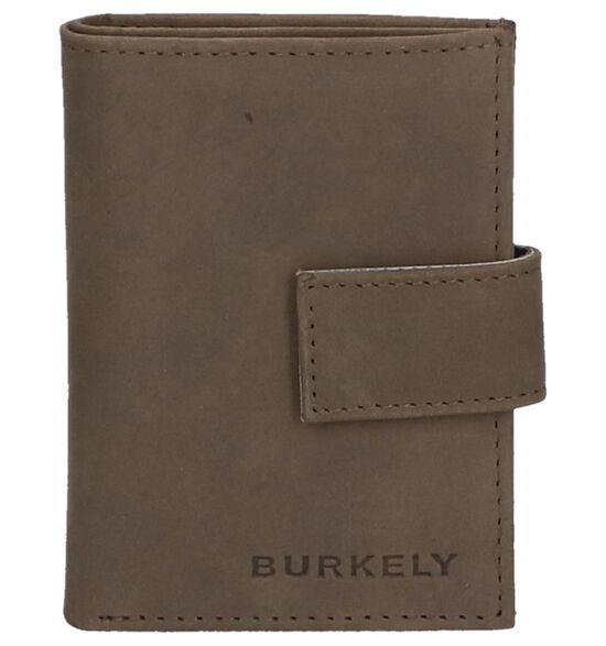 Kaartenhouder Burkely CC Mini Wallet Grijs