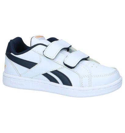 Ecru Sneakers Reebok Royal Prime, Wit, pdp