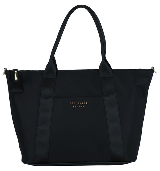 Ted Baker Nanccie Zwarte Shopper Tas