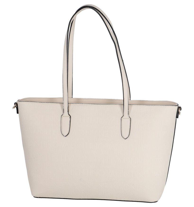 Lichtbeige Shopper Tas Valentino Handbags Dory in kunstleer (248357)