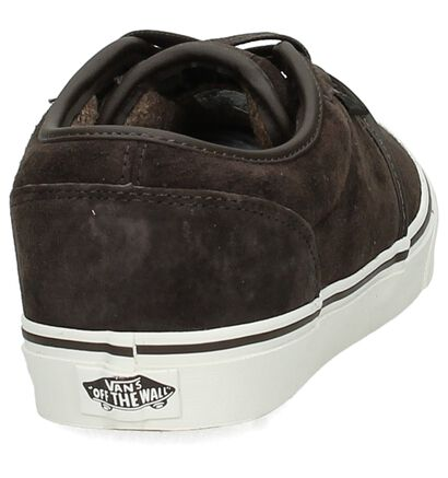 Vans Atwood Bruine Sneakers, Taupe, pdp