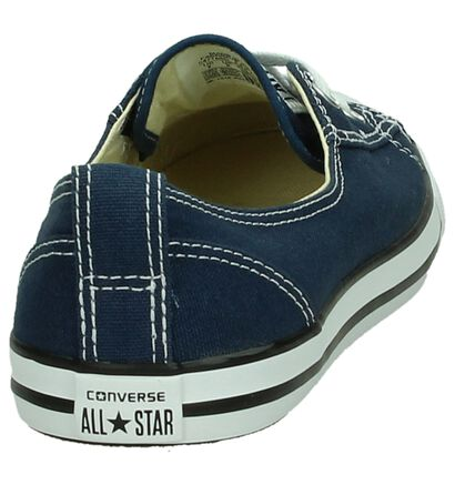 Converse Chuck Taylor All Star Ballet Sneakers in stof (191860)