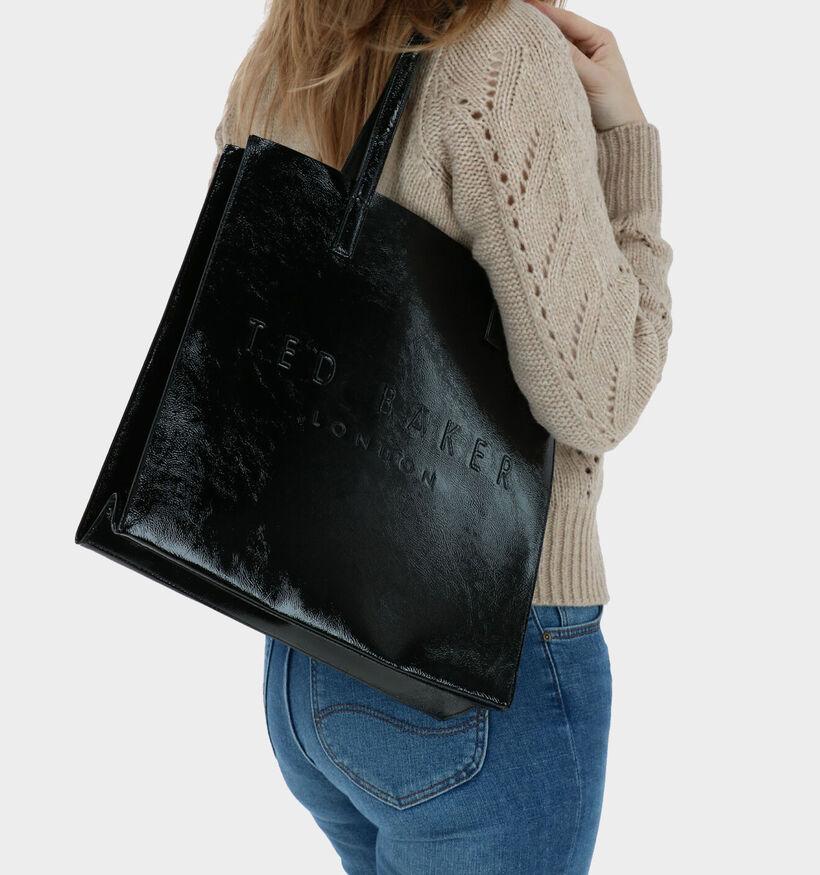 Ted Baker Abzcon Zwarte Shopper Tas in kunststof (280396)