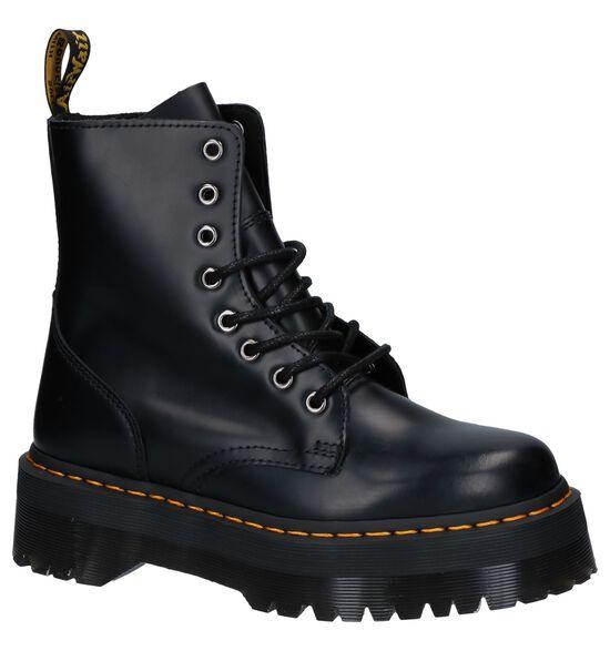 Zwarte Dr. Martens Jadon Boots