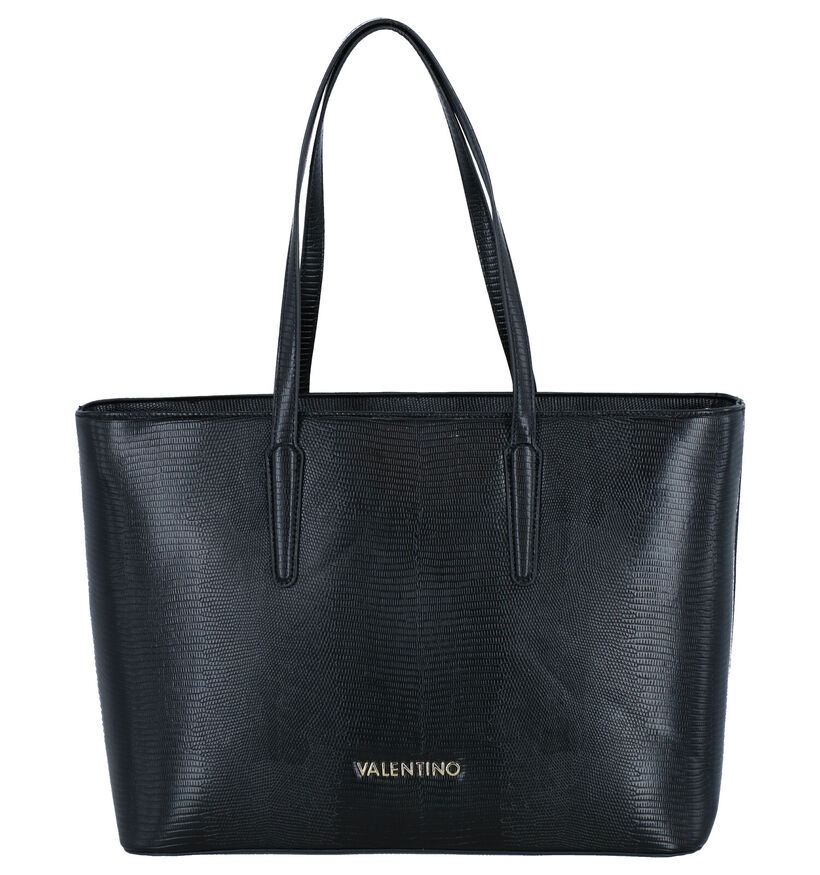 Valentino Handbags Kensington Zwarte Shopper in kunstleer (283141)