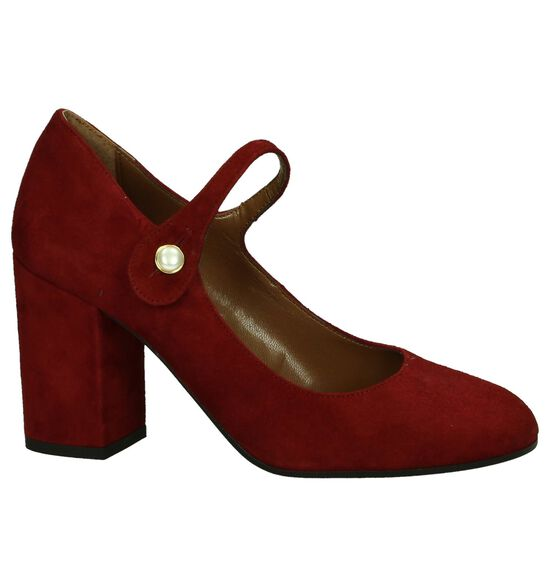 Bordeaux Pumps Via Roma by Torfs met Bandje