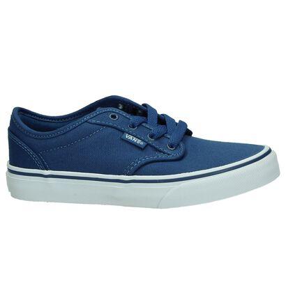 Grijze Skateschoenen Vans Atwood, Blauw, pdp