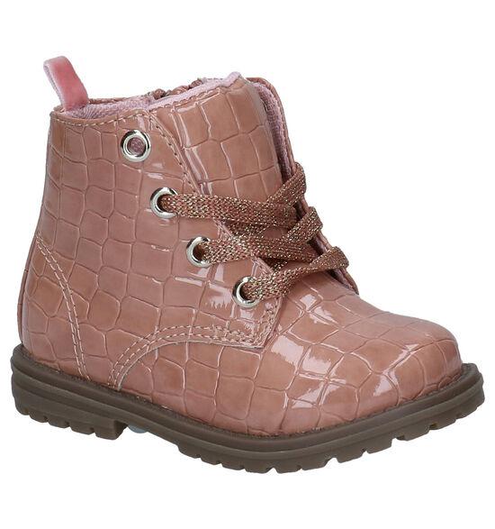 Bumba Roze Babyboots