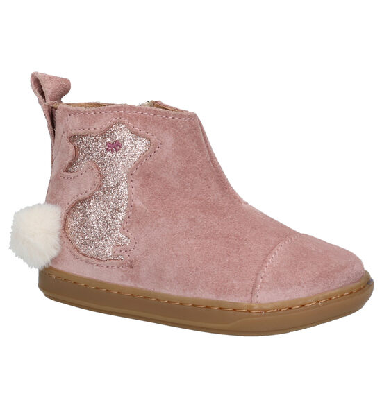 Shoo Pom Bouba Pimpin Roze Boots