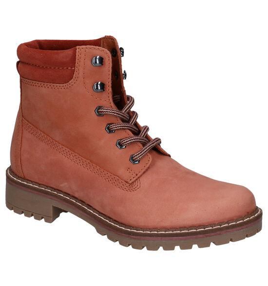 Dazzle by Torfs Oranje Boots