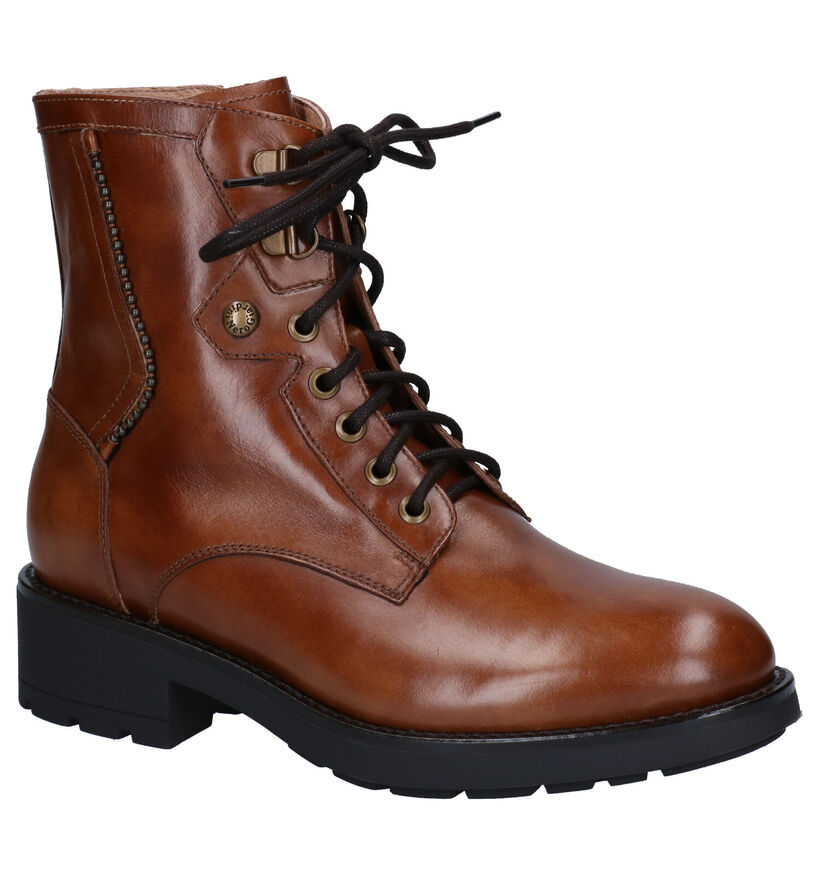 NeroGiardini Zwarte Boots in leer (283182)