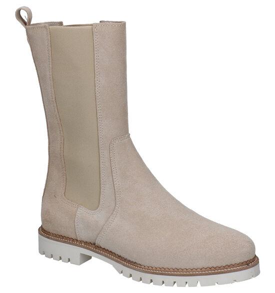 Tango Bee Beige Chelsea Boots
