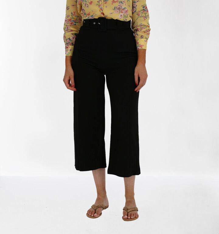 Lofty Manner Zwarte Pantalon