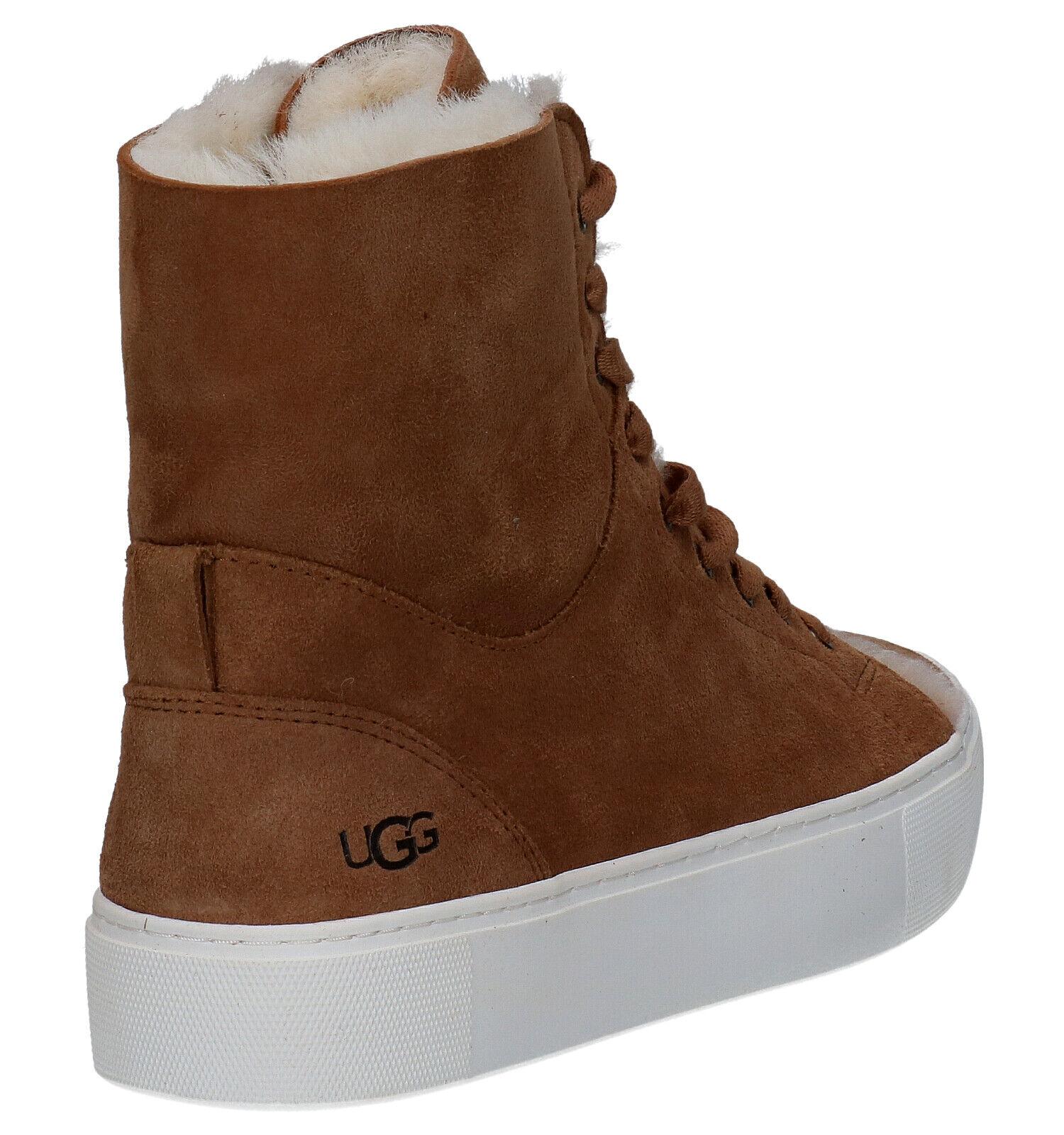 UGG Beven Cognac Boots