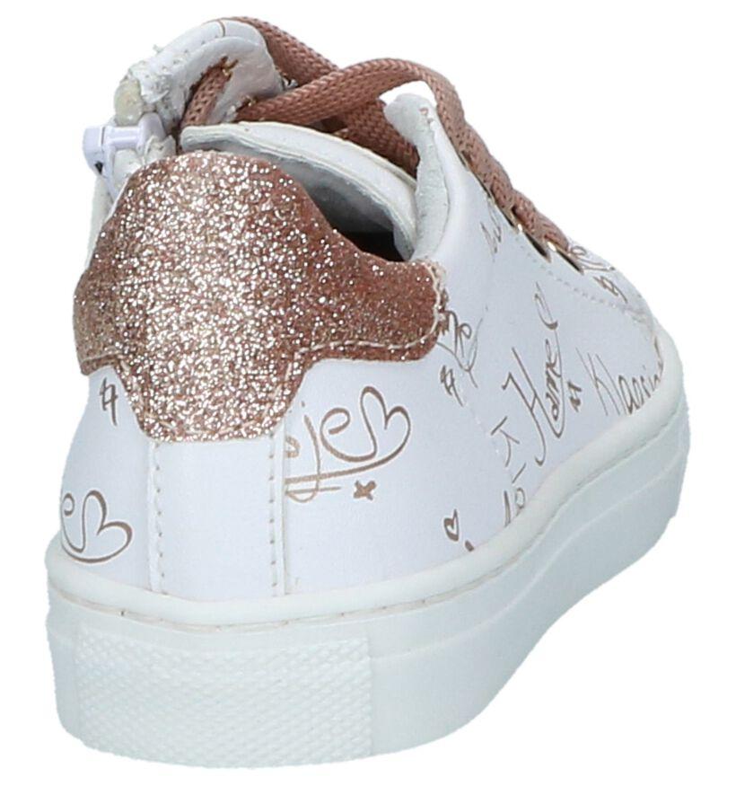 K3 by Torfs Sneakers Wit in kunstleer (226287)