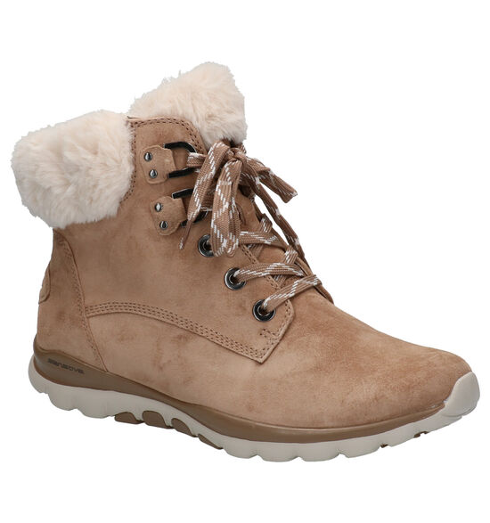 Gabor RollingSoft Boots Beige
