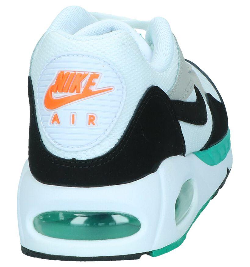 Witte Sneakers Nike Air Max Correlate in stof (250244)