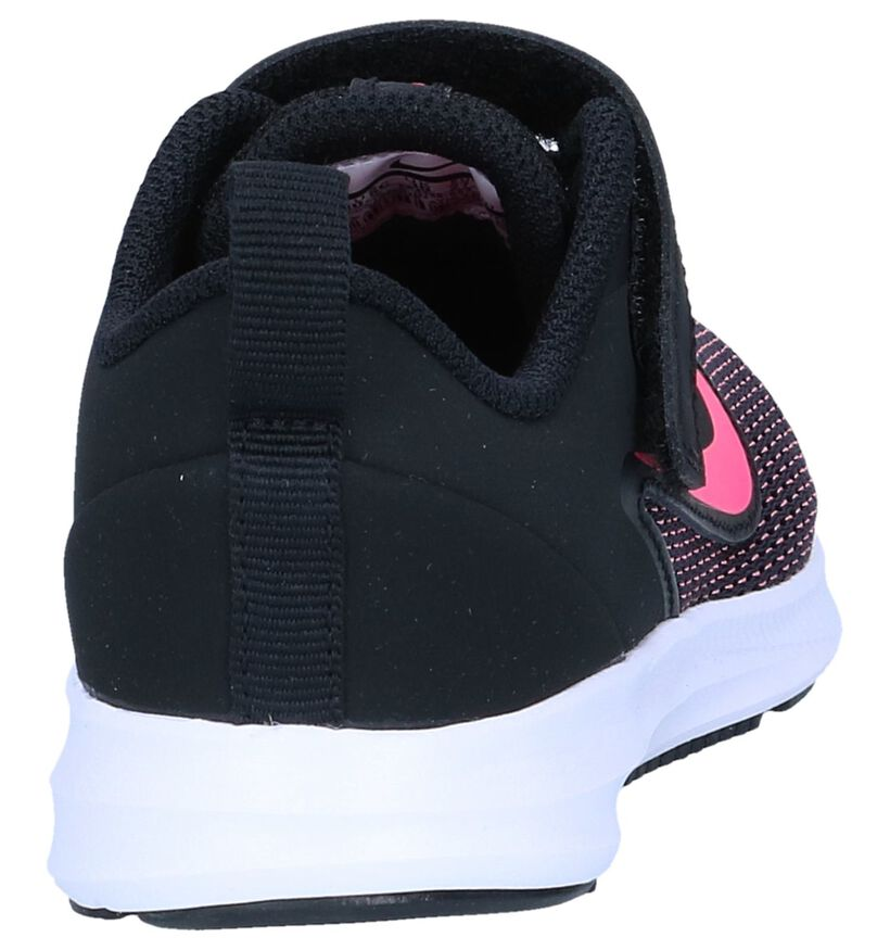Zwarte Runners Nike Downshifter 9 in leer (249990)