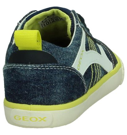 Geox Blauwe Sneakers in stof (190644)
