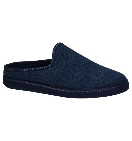 Donker Blauwe Pantoffels Arizona