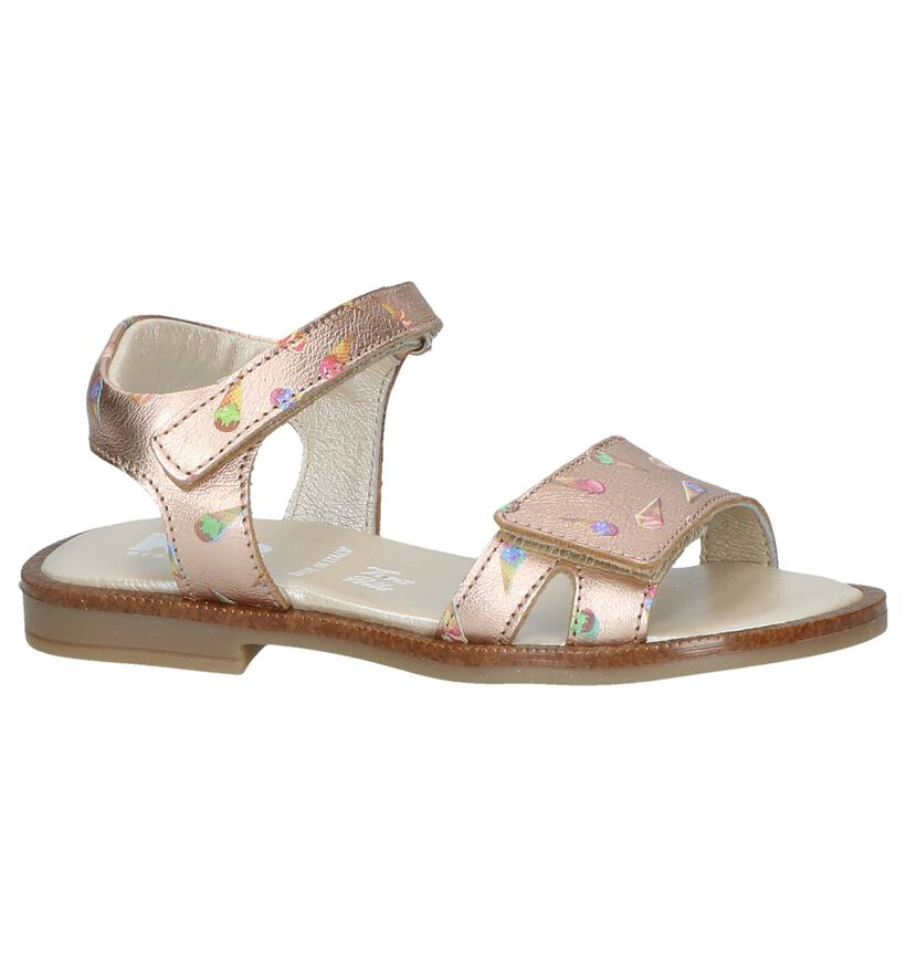 Rose Gold Sandalen K3 in leer (243818)